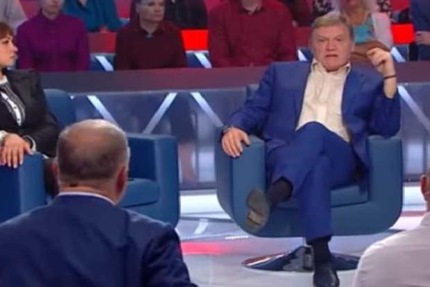 Замолчи, бл...ь!: Червоненко и Грымчак устроили грязную ссору в прямом эфире
