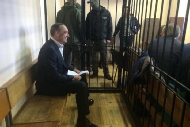 Мартыненко и его адвокаты заявили отвод судье Бобровнику