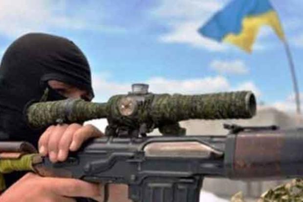 Снайпер ВСУ мастерски ликвидировал боевика «ДНР». Появилось видео