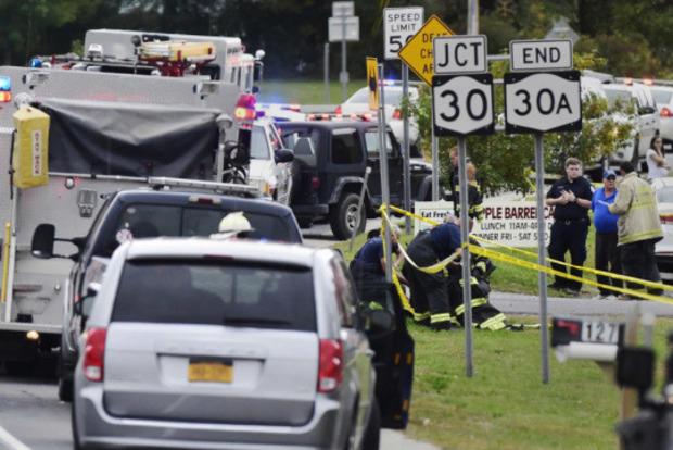 20 человек погибли в результате аварии со свадебным лимузином