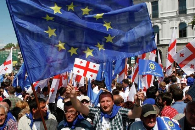 В Брюсселе официально подписано соглашение о безвизе между ЕС и Грузией