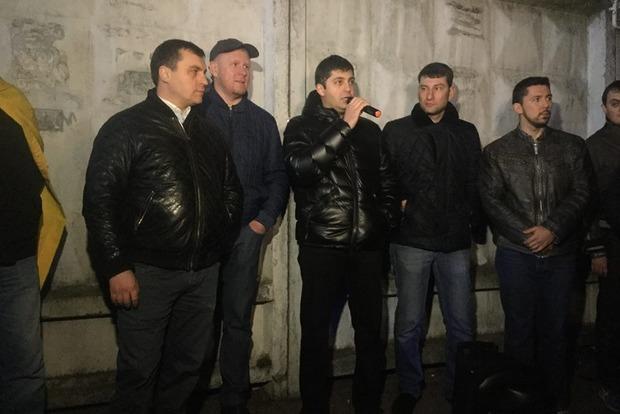 Сакварелидзе: Банковая давит на суд, чтобы Насирову уменьшили сумму залога до 10 млн грн