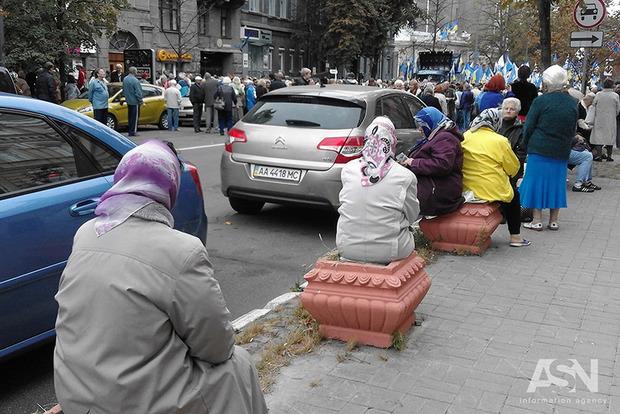 Пенсионная реформа принята. Чего ожидать украинцам в ближайшее время
