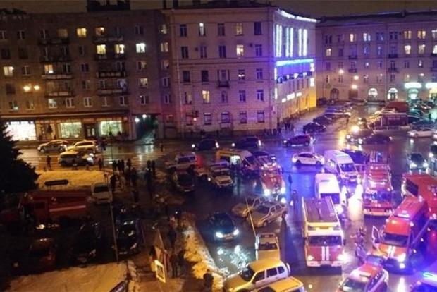 Усупермаркеті Санкт-Петербурга стався вибух: що відомо натепер