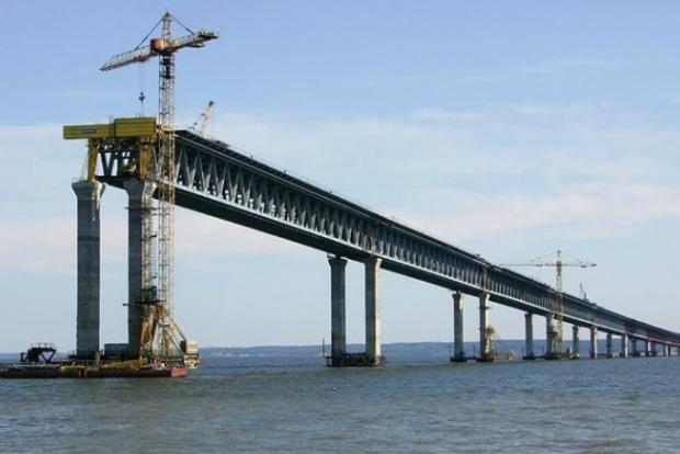 Многомиллиардный Керченский мост долго не простоит, но загубит Азовское море