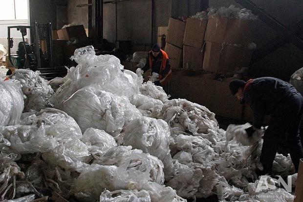 Киевсовет призывает парламент запретить использование полиэтиленовых пакетов