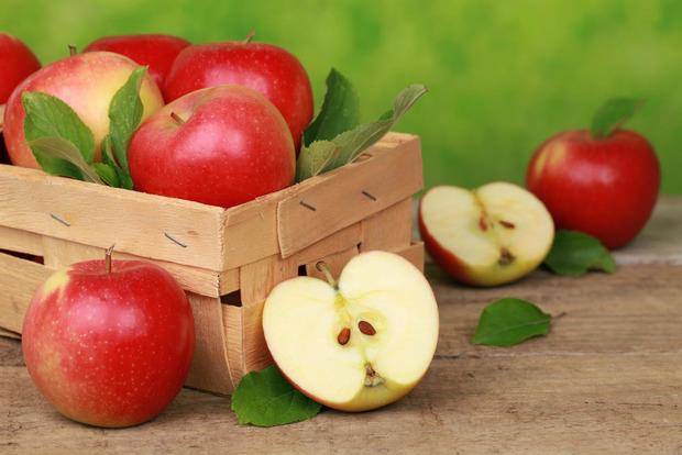 Как сохранить яблоки свежими и хрустящими больше двух месяцев