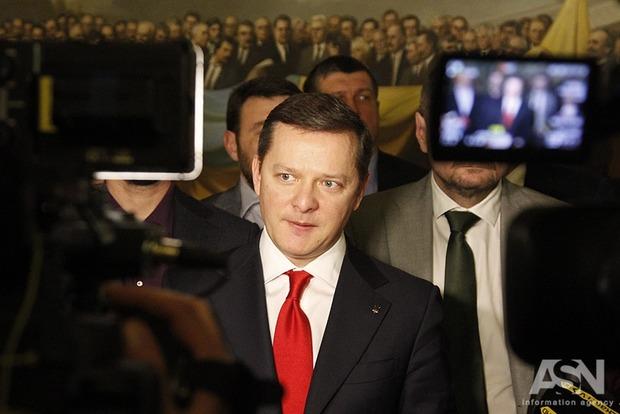 Ляшко устроил в кабинете главы САП Холодницкого буйные разборки