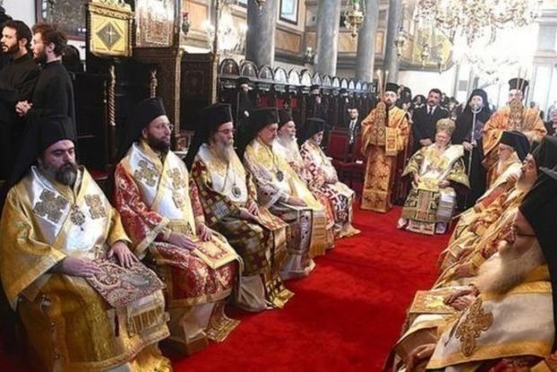 Украина получила Томос об автокефалии церкви