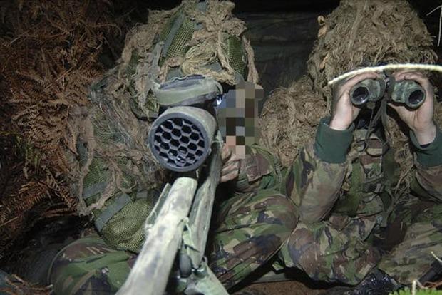 Террористы обстреливают позиции ВСУ под Горловкой