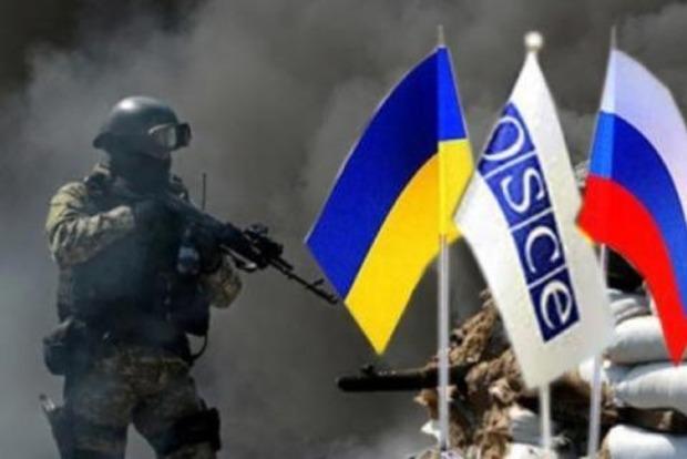 Трехсторонняя контактная группа подтвердила факт прекращения огня на Донбассе