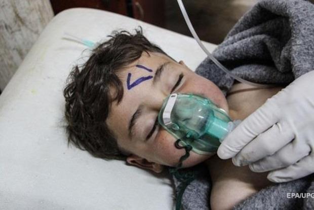 В России назвали постановочными жуткие кадры последствий химатаки в Сирии