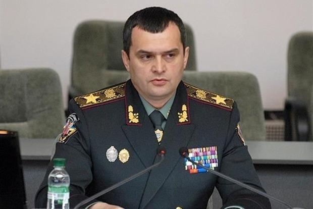 Суд арестовал все имущество и деньги экс-главы МВД Захарченко