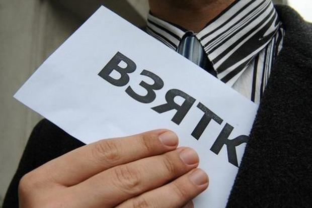 У Волинській області держвиконавця затримали на хабарі в $1500