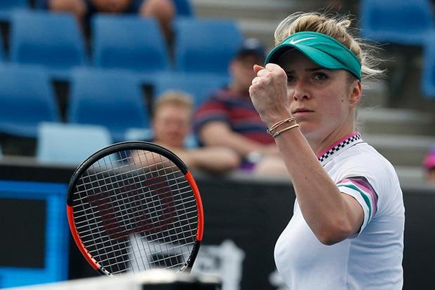 Свитолина прошла в четвертый раунд Australian Open