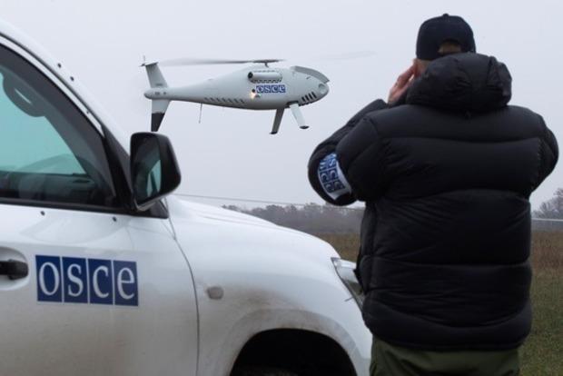 Миссия ОБСЕ видела, как боевики «ДНР» разгружали танки возле Донецка