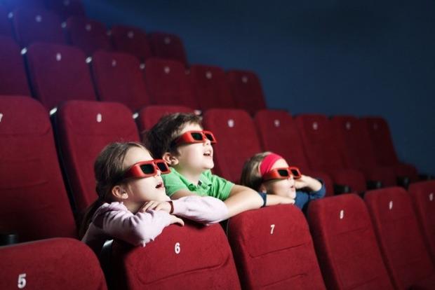 В Одессе детям и подросткам бесплатно будут показывать фильмы и мультики