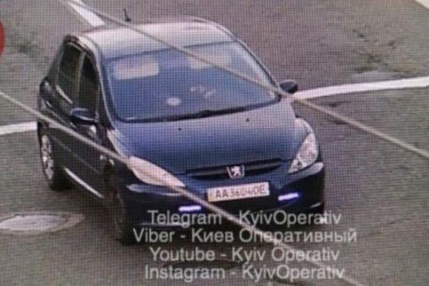 Убийство в ломбарде Киева: опубликовано видео происшествия и фото налетчиков
