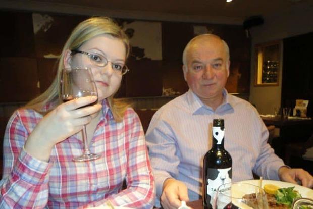 В Британии выяснили место отравления Скрипаля и его дочери