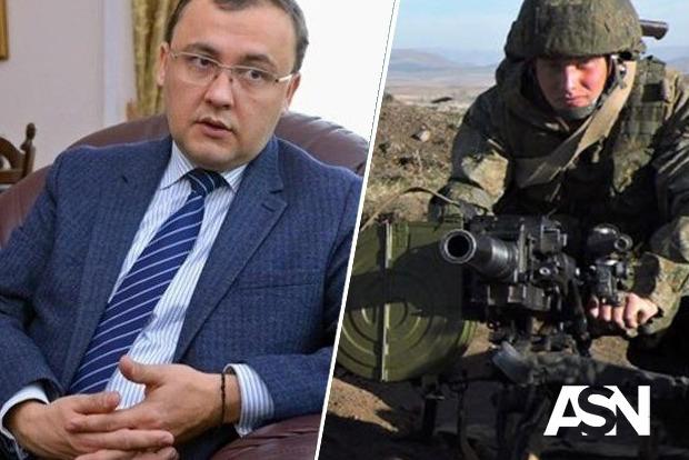 Россия не остановится перед использованием вооруженных сил для достижения целей - замминистра Бондар