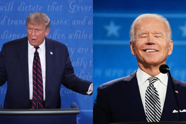 Американские СМИ утверждают, что после дебатов Трамп сдал позиции