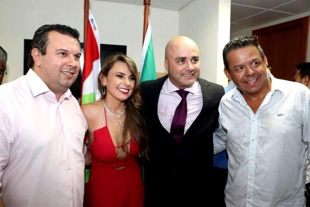 Самая развратная сенаторша. Бразильянка поразила прессу вульгарным видом