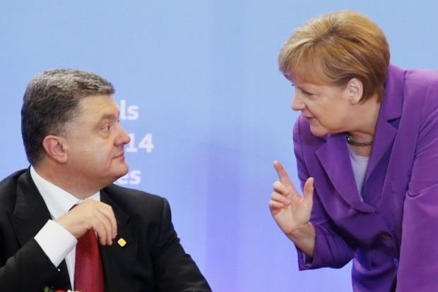Ангела Меркель в Києві. Що запланувала німецький канцлер
