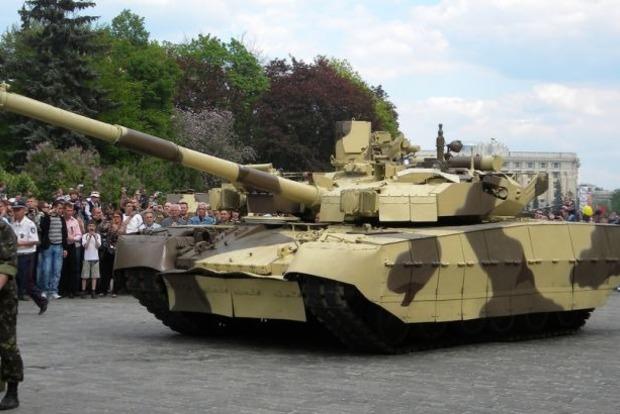 Полторак: Подразделения ВСУ на 100% укомплектованы танками