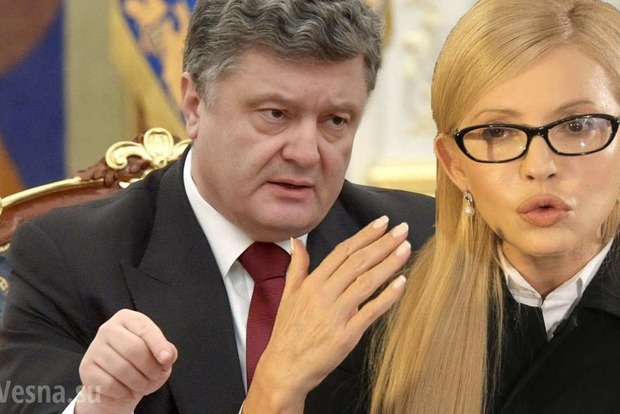 Рейтинг Порошенко подрос на новостях о Томосе и НАТО