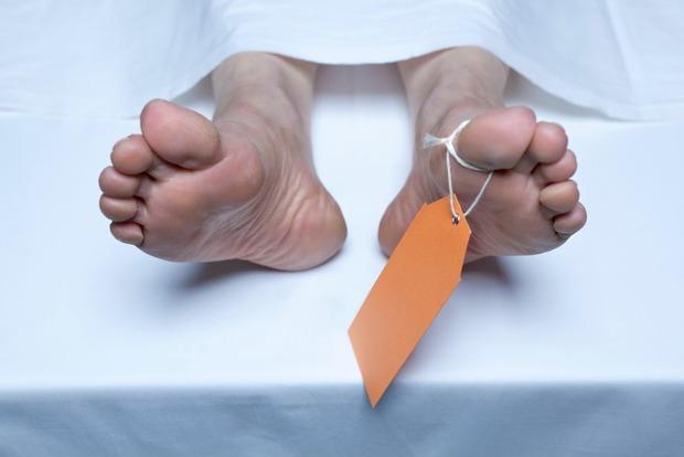 На гроб не хватило. Украинец вез мертвую жену на пассажирском сидении