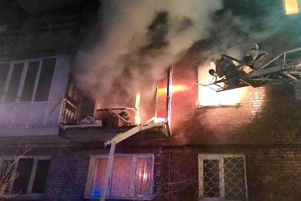 В Омську стався вибух газу в 5-поверховому будинку, введено режим НС