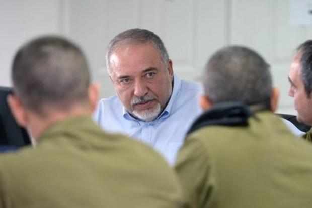 Міністр оборони Ізраїлю подав у відставку через перемир'я з ХАМАС