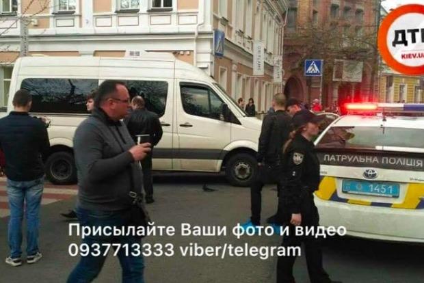Штурм шпионов: появились детали спецоперации СБУ в Киеве