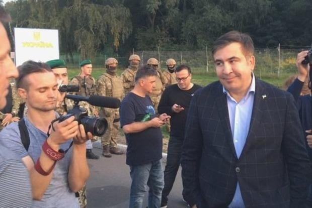 Мониторинговая миссия ООН в Украине отслеживает скандал с Саакашвили