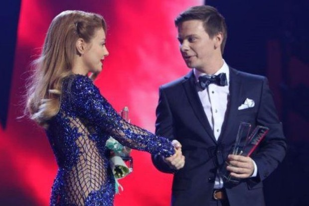 Названы имена самых красивых звезд Украины