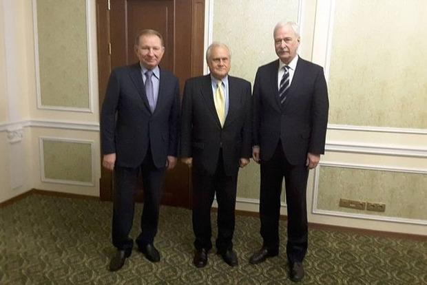 В Минске началась очередная встреча Трехсторонней контактной группы
