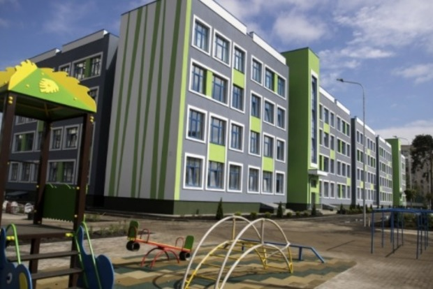 Кличко рассказал сколько садов и школ построят в этом году в Киеве и когда начнется учебный год