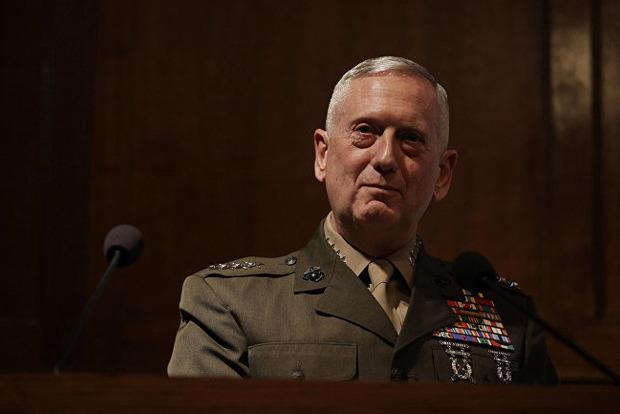 Министр обороны США ушел в отставку
