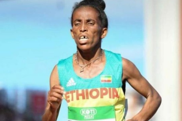 Чому 16-річна легкоатлетка з Ефіопії виглядає, як пенсіонерка (фото)