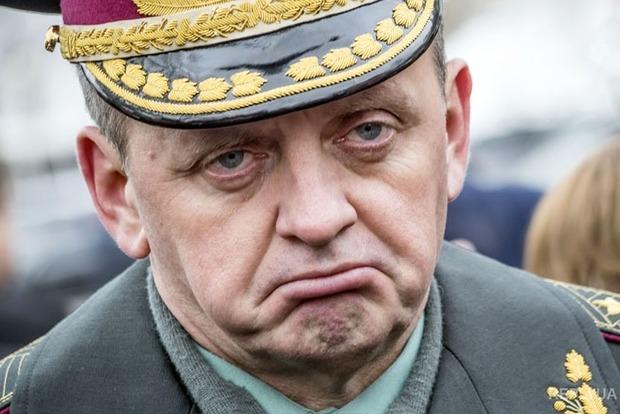 Муженко: Решение Канады о поставках оружия Украине «висит в воздухе»