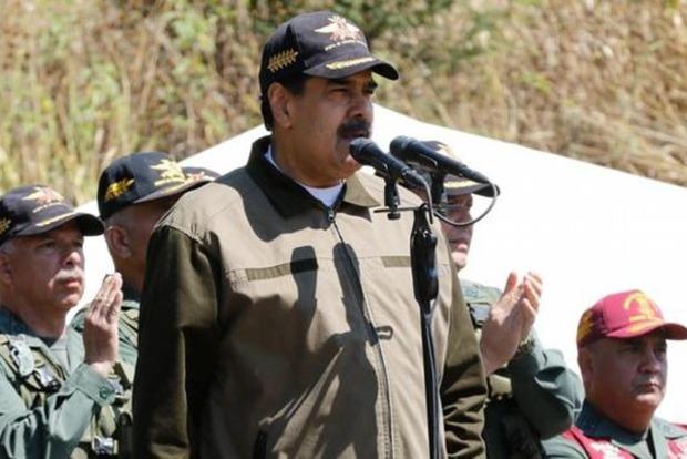 Мадуро хочет провести досрочные выборы парламента Венесуэлы