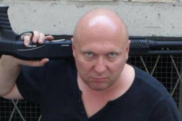 В Киеве избили догхантера Святогора (18+)