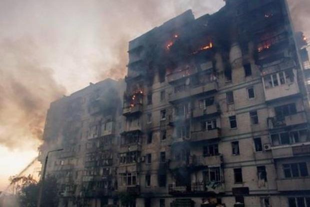 Один украинский военный погиб, четверо ранены за сутки на Донбассе