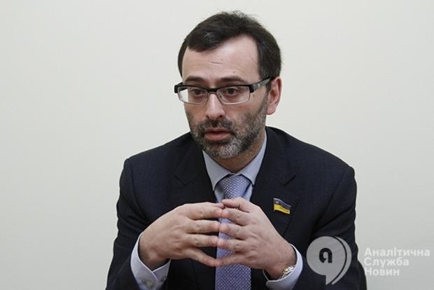 Нардепа Логвинского избрали вице-президентом ПАСЕ