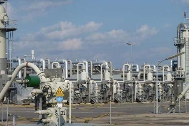 Украина с начала года импортировала 10,2 млрд куб. м газа
