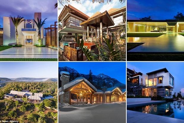 Они научат вас мечтать: Ведущие компании по недвижимости показали 8 самых потрясающих домов мира