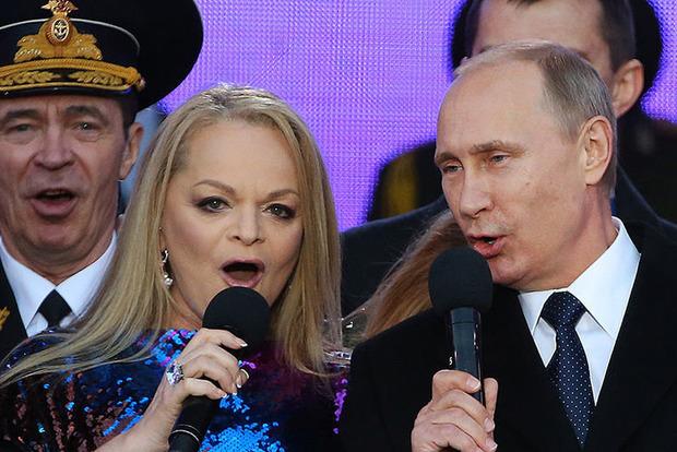Долину, Буйнова и Маршала признали опасными для Украины