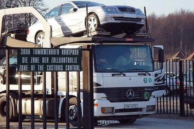 ГФС разоблачила незаконную схему ввоза автомобилей на почти 22 млн грн