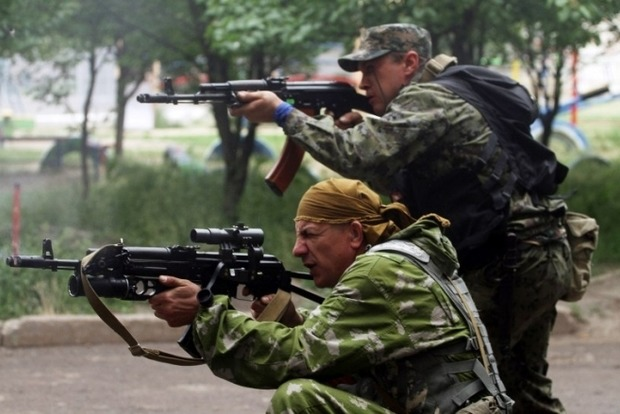 За сутки боевики 36 раз обстреляли позиции ВСУ