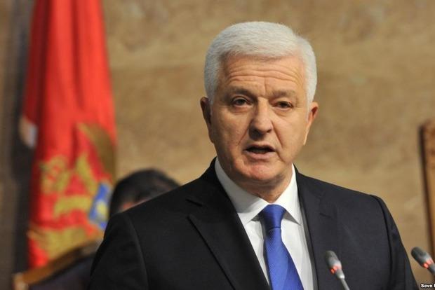 Премьер Черногории назвал действия Кремля примитивными